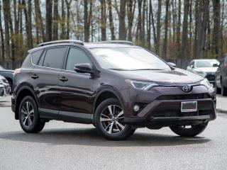 Used 2017 Toyota RAV4 XLE AWD - One Owner for sale in Welland, ON