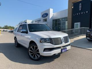 Used 2017 Lincoln Navigator Reserve for sale in St Thomas, ON