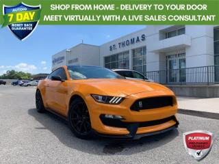 Used 2018 Ford Mustang Shelby GT350 Shelby GT350 for sale in St Thomas, ON