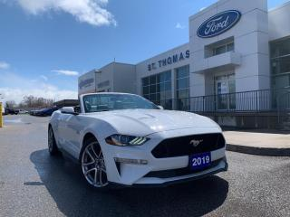 Used 2019 Ford Mustang GT Premium for sale in St Thomas, ON