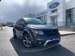 Used 2016 Dodge Journey Crossroad for sale in St Thomas, ON