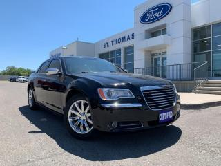 Used 2012 Chrysler 300 LIMITED for sale in St Thomas, ON