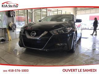 Used 2016 Nissan Maxima *PLATINUM* CAMERA 360* GPS* for sale in Québec, QC