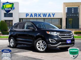 Used 2016 Ford Edge SEL for sale in Waterloo, ON