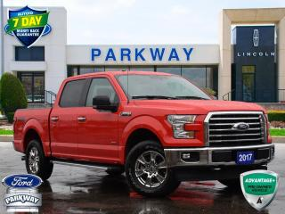 Used 2017 Ford F-150 XLT for sale in Waterloo, ON