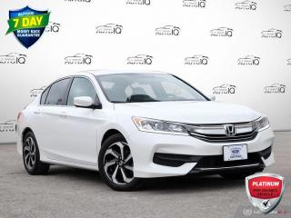 Used 2017 Honda Accord LX for sale in Barrie, ON
