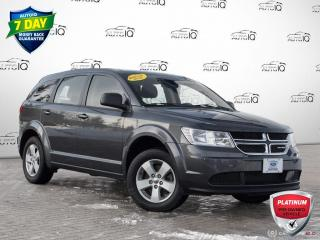 Used 2015 Dodge Journey CVP/SE Plus for sale in Barrie, ON