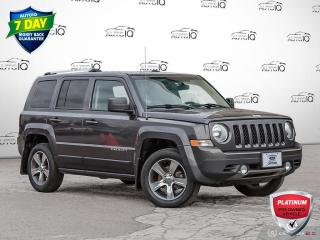 Used 2016 Jeep Patriot Sport/North for sale in Barrie, ON