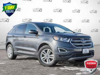 Used 2015 Ford Edge SEL for sale in Barrie, ON