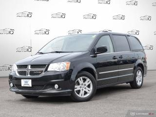 Used 2017 Dodge Grand Caravan Crew Former Daily Rental for sale in Barrie, ON