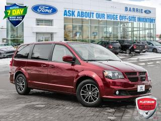 Used 2019 Dodge Grand Caravan GT Former Daily Rental for sale in Barrie, ON
