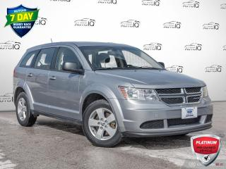 Used 2016 Dodge Journey CVP/SE Plus for sale in Barrie, ON