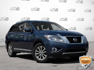 Used 2014 Nissan Pathfinder Platinum for sale in Barrie, ON