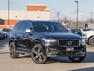 Used 2017 Volvo XC90 T6 R-Design T6 R-DESIGN | AWD | FULLY APPOINTED for sale in Hamilton, ON
