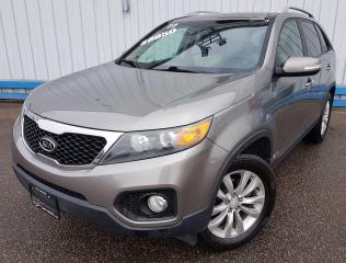 Used 2011 Kia Sorento EX AWD *LEATHER-NAVIGATION* for sale in Kitchener, ON