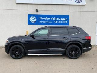 Used 2018 Volkswagen Atlas HIGHLINE 7 PASSENGER for sale in Edmonton, AB