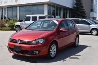 Used 2011 Volkswagen Golf TDI Highline - NO ACCIDENTS - ONE OWNER for sale in Oakville, ON