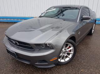 Used 2011 Ford Mustang V6 *AUTOMATIC* for sale in Kitchener, ON