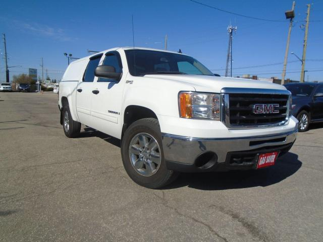 "2009 GMC Sierra 1500 4WD Crew Cab 143.5"" Hybrid SAFETY CERTIFIED LOW KM"