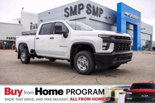 New 2020 Chevrolet Silverado 2500 HD Work Truck for sale in Saskatoon, SK