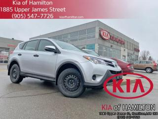 Used 2013 Toyota RAV4 LE Carbon Fiber Interior Finish | Super Low KM | One Owner | No Accidents for sale in Hamilton, ON
