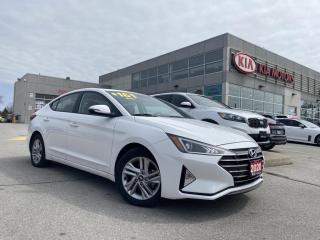 Used 2020 Hyundai Elantra Preferred Previous Rental | Low KM | Fantastic Condition for sale in Hamilton, ON
