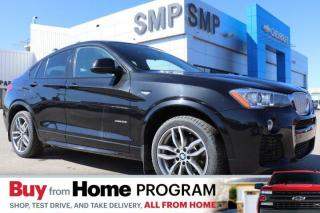 Used 2018 BMW X4 xDrive28i - Leather, Sunroof, Navigation for sale in Saskatoon, SK