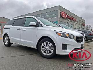 Used 2019 Kia Sedona LX Heated seats | Bluetooth | Back up Camera | for sale in Hamilton, ON