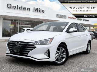 Used 2020 Hyundai Elantra Preferred w/Sun & Safety Package Sunroof Alloys Back Up Cam HTD Seats for sale in North York, ON