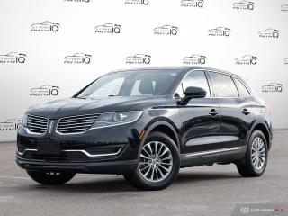 Used 2016 Lincoln MKX Select AWD | 3.7L V6 | Nav | Leather | Sync | Reverse Cam | Reverse Sensors! for sale in Oakville, ON
