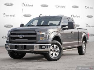 Used 2017 Ford F-150 XLT 5.0L | 6 Spd Auto | 4wd | Rear Vew Camera! for sale in Oakville, ON