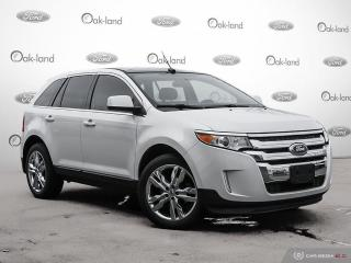 Used 2011 Ford Edge Limited Canadian Touring Pkg | Sync | Reverse cam | Heated front seats | AWD! for sale in Oakville, ON