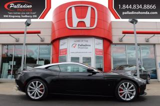 Used 2017 Aston Martin DB11 - V12 LAUNCH EDITION - for sale in Sudbury, ON