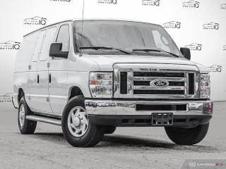 Used 2014 Ford E250 Commercial 4.6L V8 | Automatic | Power Windows | Power Locks | Running Boards! for sale in Oakville, ON
