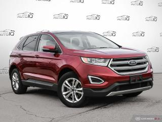 Used 2017 Ford Edge SEL AWD | 3.5L V6 | 6 Spd Automatic | Leather | Panoramic roof | Voice activated Navigation | 18