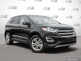 Used 2017 Ford Edge SEL 3.5L V6 | 6 Spd Automatic | Remote start | Panoramic Roof | Navigation | Heated Steering Wheel | Hea for sale in Oakville, ON