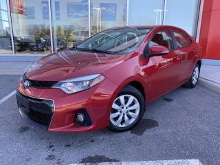 Used 2015 Toyota Corolla S for sale in Whitchurch-Stouffville, ON
