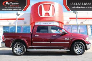 Used 2017 RAM 1500 Limited-7YR 160k/km EXTENDED WARRANTY INCL. NAVI for sale in Sudbury, ON
