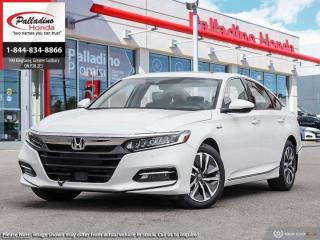 New 2019 Honda Accord Hybrid Touring for sale in Sudbury, ON