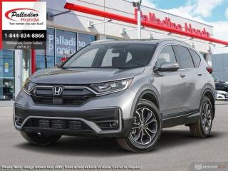 New 2020 Honda CR-V EX-L for sale in Sudbury, ON