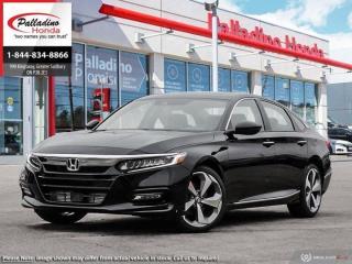 New 2020 Honda Accord Sedan Touring for sale in Sudbury, ON