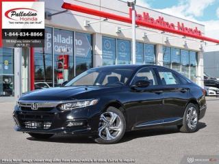 New 2020 Honda Accord Sedan EX-L for sale in Sudbury, ON
