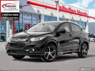 New 2020 Honda HR-V Sport - DEMO for sale in Sudbury, ON