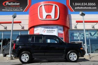 Used 2015 Jeep Patriot North- LOW MILES, 4x4 for sale in Sudbury, ON