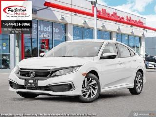 New 2020 Honda Civic Sedan EX for sale in Sudbury, ON