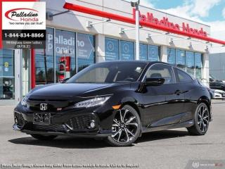 New 2020 Honda Civic Si Coupe Si for sale in Sudbury, ON