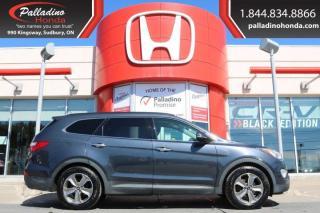 Used 2013 Hyundai Santa Fe Luxury- ALL WHEEL DRIVE, THIRD ROW SEATS for sale in Sudbury, ON