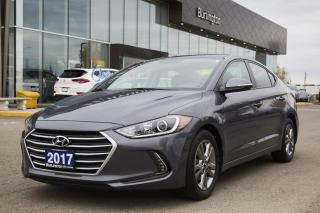 Used 2017 Hyundai Elantra GL| ONE OWNER | CLEAN CARFAX | for sale in Burlington, ON