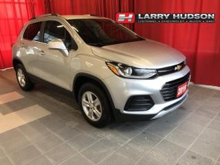 Used 2019 Chevrolet Trax LT for sale in Listowel, ON