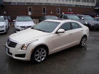 Used 2014 Cadillac ATS 4dr Sdn 2.0L AWD Leather Sunroof !!! for sale in North York, ON